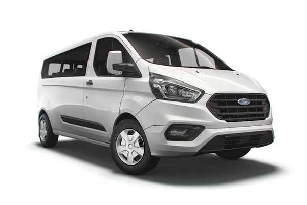 Ford Transit Custom Kombi 9-sits