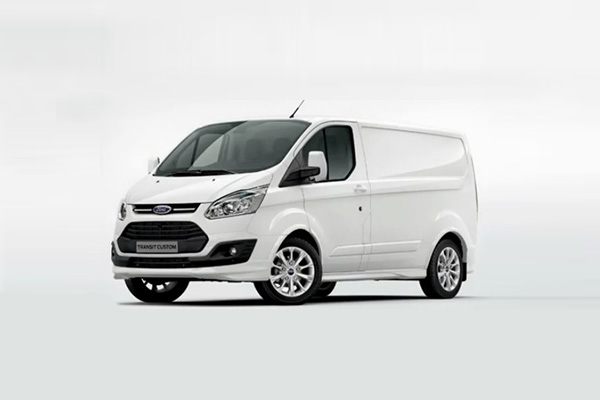 Ford Transit Custom 7,9 kbm