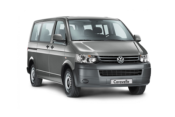 VW Caravelle 9-sits
