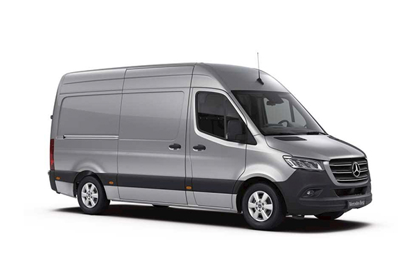 Mercedes-Benz Sprinter 10,5 kbm